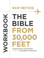The Bible from 30,000 Feet™ Workbook
