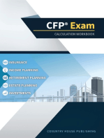 CFP Exam Calculation Workbook