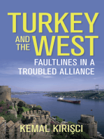 Turkey and the West: Fault Lines in a Troubled Alliance