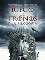 Juego de tronos y la filosofía