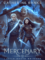 Mercenary (Little Death Bringer, Book One)