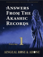 Answers From The Akashic Records Vol 1