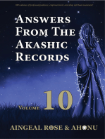 Answers From The Akashic Records Vol 10
