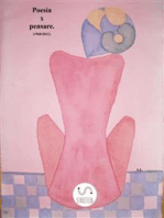 Poesia x pensare. ( 1968 / 2012 )