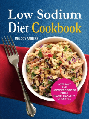 Low sodium low fat diet menu