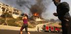 Wind Is The Culprit In 2017's Horrific Wildfire Season