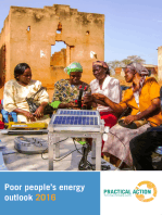 Poor People's Energy Outlook 2016