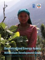Delivering Energy for Development