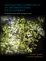 Navigating Complexity in International Development