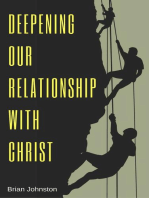 Deepening Our Relationship With Christ