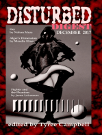 Disturbed Digest December 2017
