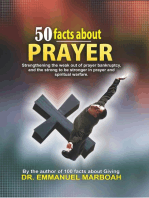 50 Facts About Prayer