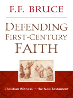 Defending First-Century Faith