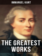 The Greatest Works of Immanuel Kant