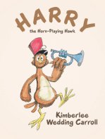 Harry the Horn-Playing Hawk