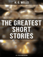 The Greatest Short Stories of H. G. Wells