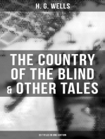 The Country of the Blind & Other Tales