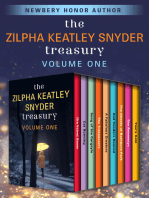 The Zilpha Keatley Snyder Treasury Volume One