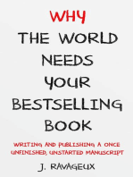 Why the World Needs Your Bestselling Book