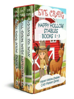 Happy Hollow Stables Series Books 1-3