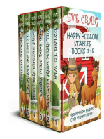 Happy Hollow Stables Series Books 1-6