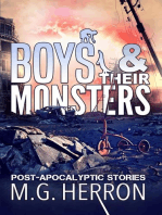 Boys & Their Monsters