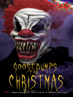 Goosebumps for Christmas