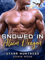 Snowed in with the Alien Dragon