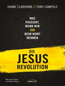 Die Jesus-Revolution: Was passiert, wenn wir IHN beim Wort nehmen.