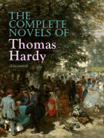The Complete Novels of Thomas Hardy (Illustrated)