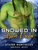 Snowed in With the Alien Doctor:
