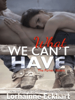 What We Can't Have