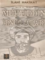 Muhyiddin İbnu'l Arabi