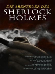Die Abenteuer des Sherlock Holmes: Skandalgeschichte im Fürstentum O…, Der Bund der Rothaarigen, Ein Fall geschickter Täuschung, Der Mord im Tale von Bascombe, Der Mann mit der Schramme, Die Geschichte des blauen Karfunkels