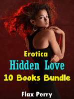 Erotica Hidden Love 10 Books Bundle