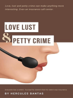 Love Lust & Petty Crime