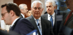 White House Contradicts Tillerson and Says Not Right Time for North Korea Talks