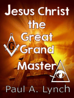 Jesus Christ the Great Grand Master
