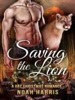 Saving A Lion