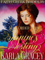 Mail Order Bride - Janine's Destiny