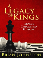 A Legacy of Kings - Israel's Chequered History