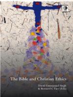The Bible and Christian Ethics