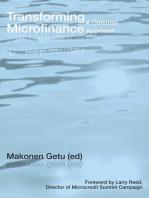 Transforming Microfinance