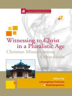 Witnessing to Christ in a Pluralistic Age