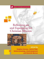Reflecting on and Equipping for Christian Mission