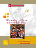 Witnessing to Christ in North-East India