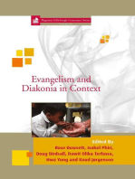Evangelism and Diakonia in Context