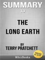 Summary of The Long Earth by Terry Pratchett (Trivia/Quiz Reads)