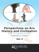 Perspectives On Aro History and Civilization