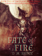 Fate of Fire (Flight Moon Series Book 2)